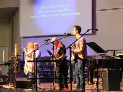 Music Page-Contemporary Worship