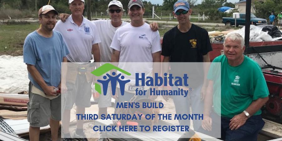 Men's Build Banner