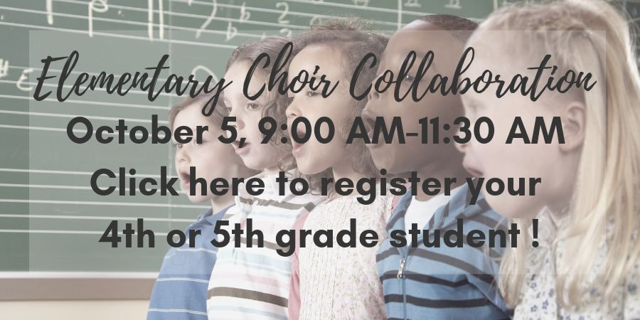 Copy of Elementary ChoirCollaboration