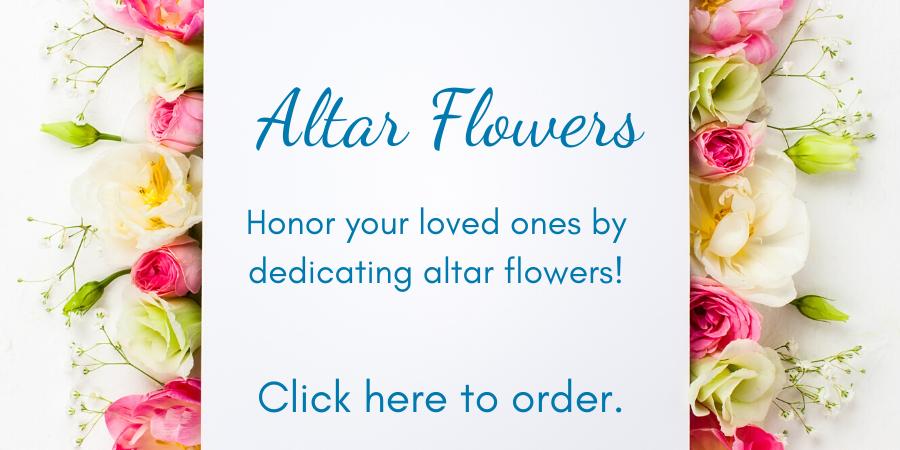 Altar Flowers Web