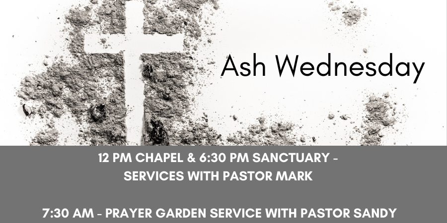 Copy of Copy of Copy of Ash Wednesday Web Banner